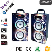 BBQ KBQ-162 Portable 20W Loud Bluetooth 2000mAh Speaker MP3