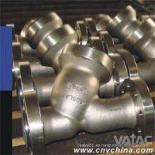 Filtro de acero inoxidable Y (GL41)