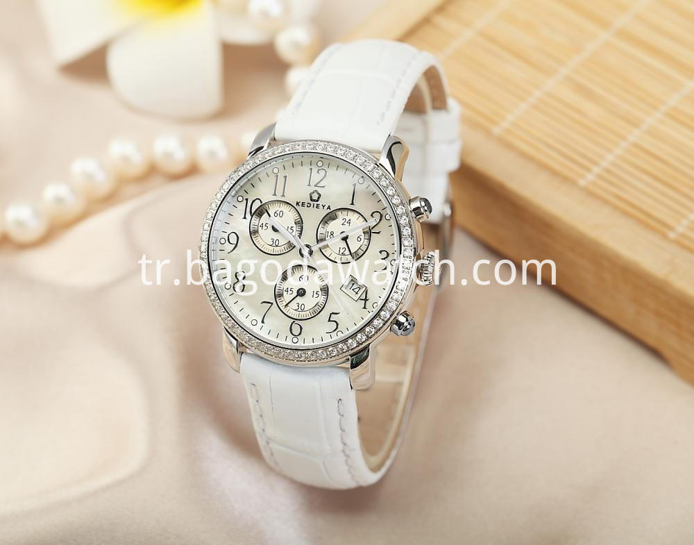 Luxury Watch For Girls