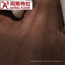 Black Color of 12mm Waterproof Lamiante Flooring