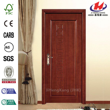 JHK-001 Imported Metal Frame Anti Termite Wooden Interior Doors