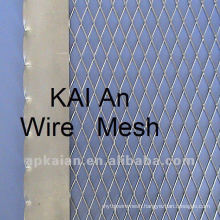 lead expanded diamond hole mine/medical/chemical metal mesh