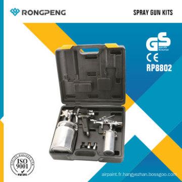 Rongpeng R8802 Kit pistolet pulvérisateur