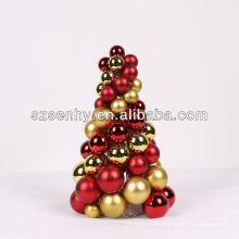 Напольный вися подарок сделать елочный шар
