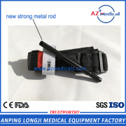 high strength aluminum metal rod combat tourniquet