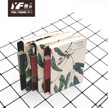 High quality pattern design scrapbook with pen