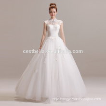 New Arrivals 2016 Ball Gown Designers Beaded Sweetheart Wedding Dress