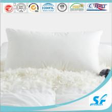 Белый отель хорошего качества супер мягкая подушка из микрофибры