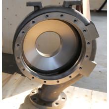 Centrífuga ANSI Goulds 3196 carcasa de la bomba de acero inoxidable