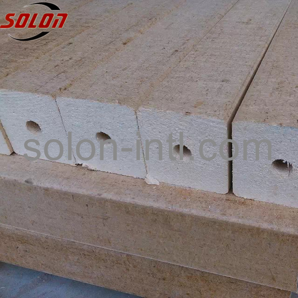 wood pallet cutting machine wood feet block cutter