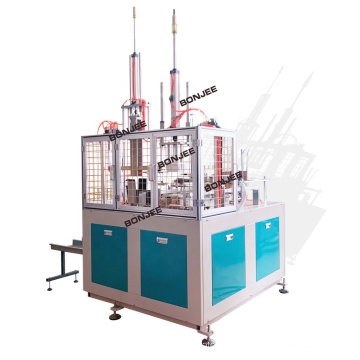 Paper carton making machine Model CHF new technology equipment with certificate made in China