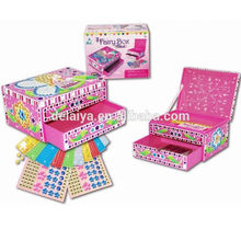 10 years factory Mosaic painting puzzle for kids