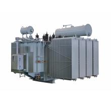Transformador de potencia sumergido en aceite 10MVA 33 / 33KV