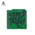 Green solder mask white silk print printed circuit board 94vO