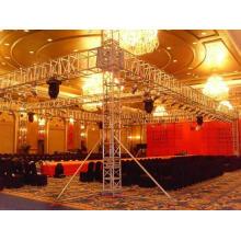 LED Show Box Speaker Aluminum Display Equipment