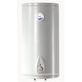 Vertical Cylindrical Water Heater With Glass Line Tank