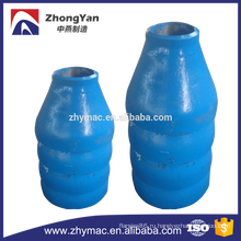 синей краской редуктор стальной трубы углерода