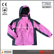 3 in 1 Ski Jacket Latest Girl Kids Padded Jacket