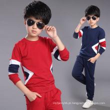 2016 Moda Infantil Desgaste De Alta Qualidade Boy's Casual Ternos