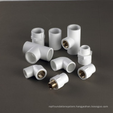 PVC-U Threaded Fittings for Water Supply -Plastic Pipe