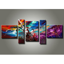 Canvas Art Modern Abstract Oil Painting