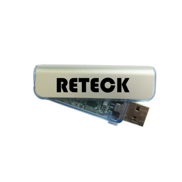 Swivel Plastic Pendrive 8gb Usb 2.0 Stick