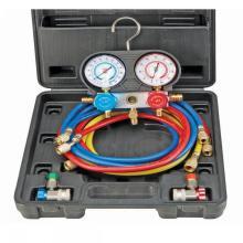 R134a R12 R22 AC Manifold khổ thiết lập