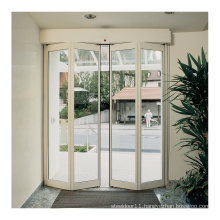 Deper Z20 Folding Automatic Door Automatic Door Brushless Automatic Door Opener