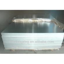 Folha de alumínio marinho