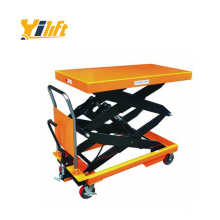 big separated pump type 1000kg lift table scissor