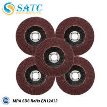 Disco de aleta de discos abatibles para madera pulida 10 PACK