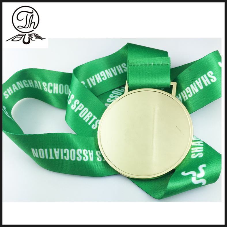 Promotional Gifts Different Plating Gold Sports Medal
