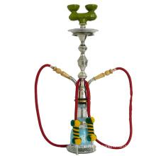 Tubo de cristal de calidad superior de Shisha para el tabaco que fuma al por mayor (ES-HK-002)