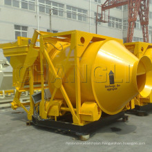 High Efficiency! Jzm750 (20~30m3/h) Electrical Concrete Mixer Machine, Electric Concrete Mixing Machine
