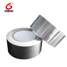 Cinta de envoltura de tubos de aire acondicionado de papel de aluminio