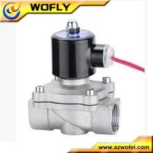 stainless steel AC220v /DC24v 12v water dispenser solenoid valve