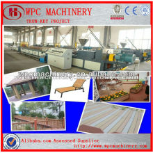 WPC Profile Prodution Line