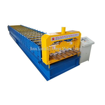 High Permance for Floor Deck Roll Forming Machine Floor Deck Forming Machine With Iron Sheet export to Uganda Importers