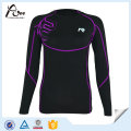 Women Shirts Customized Compression Sport Wear Wholesale