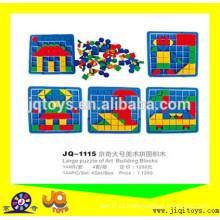 Big Puzzle Toy Blocos de Construção