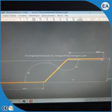 Dobladora hidráulica automática de barras colectoras CNC
