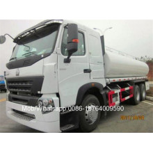 Howo 22000 Liters Mobile Gas Refueling Trucks