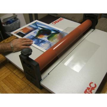 Klar Polyester Superstick Roll Laminating Film