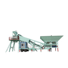 Mini Ready Mix Concrete Plant Equipment para la venta