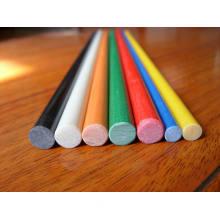Round Solid Durable Glass Fiber Bar, GRP Bar, Fiber Glass Bar