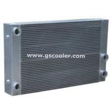 Enfriador de aluminio para maquinaria de construcción (B1003)
