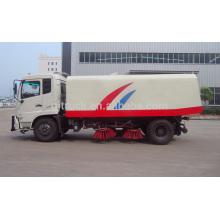 Camion de balayeuse de route de Dongfeng