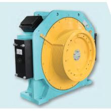 Precise design elevator lift gearless traction machine motor