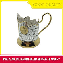 Custom die ganze Welt regionale Feature Clip Cup Holder