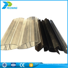Most popular clear corrugated plastic coated roofing panels